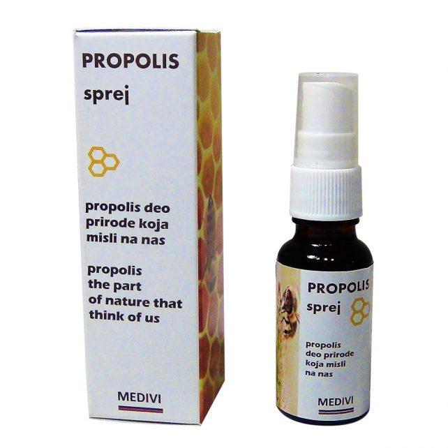 Propolis sprej